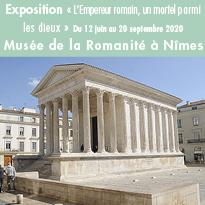 Exposition « L'Empereur romain, un mortel parmi les dieux »