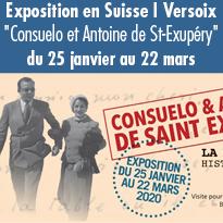 Suisse Exposition du 25 janvier au 22 mars