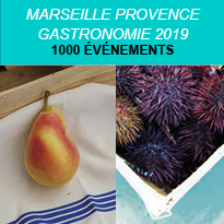 MPG 2019<br>Marseille<br>Provence<br>Gastronomie<br>2019