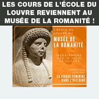 L'École du Louvre au Musée de la Romanité à Nimes