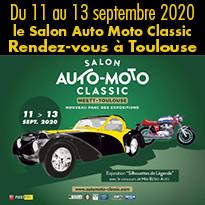 3ème édition le Salon Auto Moto Classic Toulouse