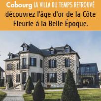 Cabourg, nouveau musée la Villa du Temps retrouvé