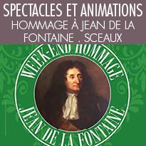 Du 18 au 20 juin 2021, Hommage à Jean de La Fontaine