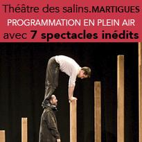 Les Spectacles en plein air du Théâtre des Salins Martigues
