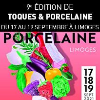 9e édition de Toques & Porcelaine à Limoges