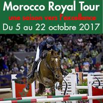 Morocco Royal Tour<br>au Maroc<br>du 5 au 22 octobre