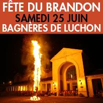 Fêtes du solstice d'été<br>dans les Pyrénées<br>Bagnères de Luchon (31)