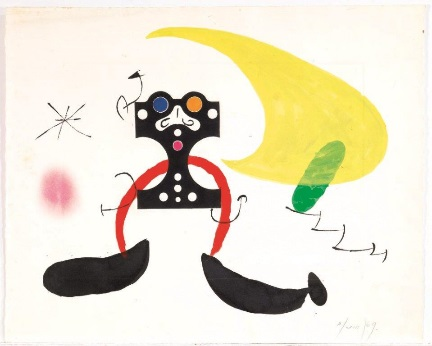 FONDATION MAEGHT - MIRO10