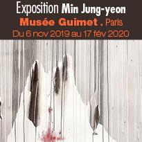 Carte blanche à Min Jung-yeon Musée Guimet Paris
