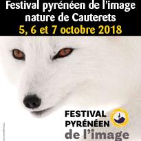 Le Festival<br>pyrénéen<br>de l'image<br>nature<br>de Cauterets