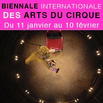Biennale<br>des Arts<br>du Cirque<br>Marseille