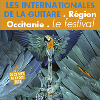 Du 22 septembre<br>au 13 Octobre 2018<br>festival<br>de Montpellier<br>à Toulouse