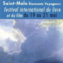 festival<br>international<br>du livre<br>et du film<br>à Saint-Malo