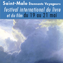 festival<br>international<br>du livre<br>et du film<br>à Saint-Malo
