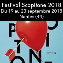 Scopitone 2018<br>programmation<br>des Nuits Électro