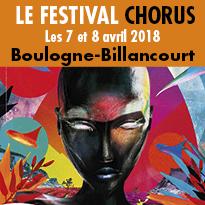 Festival Chorus<br>Boulogne-Billancourt