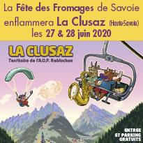 Les 27 et 28 juin Fête des Fromages de Savoie à La Clusaz