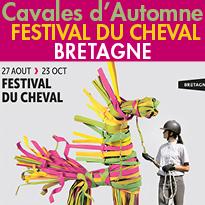 Cavales d'Automne<br>au galop<br>pour 2 mois de festival !