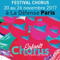 Festival Chorus<br>à La Défense<br>et à La Seine Musicale