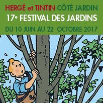 Le Monde d'Hergé<br>à la Saline royale<br>d'Arc-et-Senans (25)