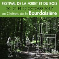 Festival de la Forêt<br>et du Bois<br>Château de la Bourdaisière (37)