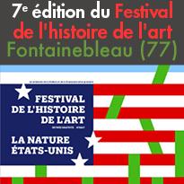 Fontainebleau (77)<br>Festival de l'histoire de l'art<br>du 2 au 4 juin 2017