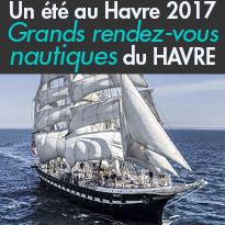 Cet été<br>De grands<br>rendez-vous nautiques<br>au Havre