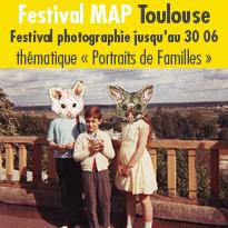 le festival<br>Photo MAP Toulouse (31)<br>jusqu'au 30 juin 2017