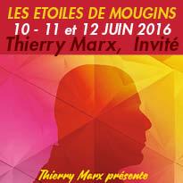 les 10, 11, 12 Juin 2016<br>Les Etoiles<br>de Mougins