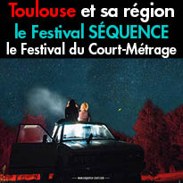Toulouse (31)<br>du 23 au 27 novembre 2016<br>Le Festival International<br>Séquence Court-Métrage