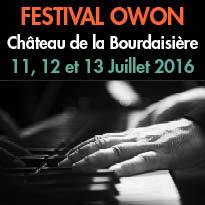 Festival Owon<br>4e rencontre<br>franco-coréenne<br>de musique classique