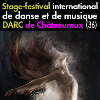 Festival<br>de danse<br>et de musique<br>DARC<br>7 au 19 août 2017