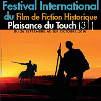 Festival International<br>du Film<br>de Fiction Historique<br>Plaisance du Touch (31)