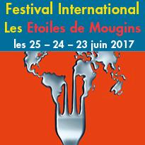 Du 23 au 25 juin<br>Festival International<br>Les Etoiles de Mougins (06)