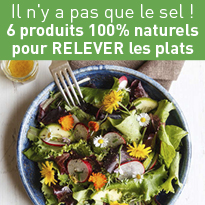 6 produits 100% naturels pour relever les plats