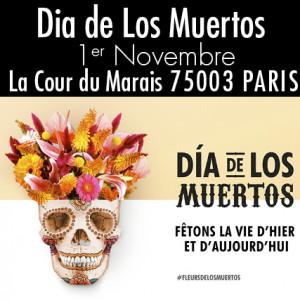 Paris<br>Día de los Muertos<br>le 1er novembre