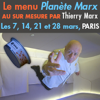 Mandarin Oriental<br>Le menu des étoiles<br>de Thierry Marx<br<en mars