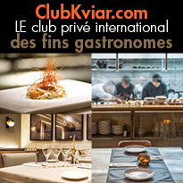 ClubKviar.com<br>Le club privé international<br>de fins gastronomes