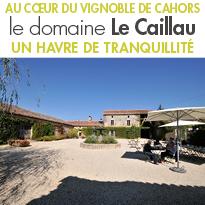 LE CAILLAU<br>Café Restautant Atelier et gite<br>lieu de détente et de dégustation