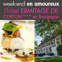 Bourgogne<br>Ermitage de Corton**** Hôtel<br>hors du temps