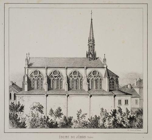 Eglise de JÈsus. n∞ 284 POI F3