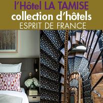 Splendide<br>l'Hôtel LA TAMISE****<br>Paris 1