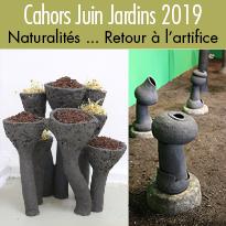 festival<br>Cahors<br>Juin Jardins<br>2019