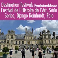 4 grands festivals en juin et juillet 2021 au Pays de Fontainebleau