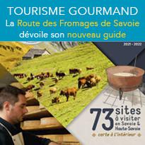 La Route des Fromages de Savoie dévoile son nouveau guide