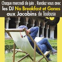 Chaque mercredi de juin 2021 aux Jacobins de Toulouse !