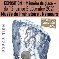 Exposition «Mémoire de glace» du 12 juin au 5 décembre 2021