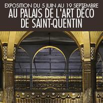Exposition « Le grand magasin. Mode  Et art de vivre des années 1920/1930 » à Saint-Quentin