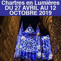Chartes<br>en lumières<br>jusqu'au<br>12 octobre 2019
