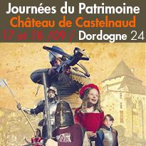 17 et 18 septembre 2016<br>Journées du Patrimoine<br>au Musée de la Guerre<br>au Moyen Age (24)